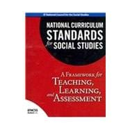 National Curriculum Standards for the Social Studies