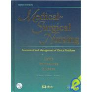 Medical-Surgical Nursing Single Volume Text and Virtual Clinical Excursions 3.0 Package,9780323031059