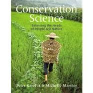 Conservation Science : Balancing the Needs of People and Nature,9781936221066