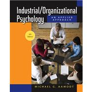 Industrial/Organizational Psychology,9780495601067
