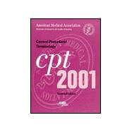 Cpt 2001 : Current Procedural Terminology : Standard Edition (Spiral)