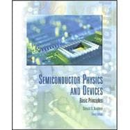 Semiconductor Physics And Devices,9780072321074