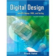 Digital Design with RTL Design, Verilog and VHDL, 2nd Edition,9780470531082