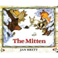 The Mitten: A Ukrainian Folktale,9780399231094