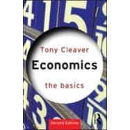 Economics : The Basics, 9780415571098  
