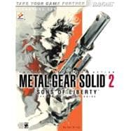 Metal Gear Solid 2: Sons of Liberty Official Strategy Guide, 9780744001099