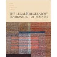 Legal and Regulatory Environment of Business,9780072881110