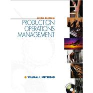 PRODUCTION/OPERATIONS MGMT (TEXT ONLY),9780073661124