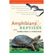 Amphibians and Reptiles of the Carolinas and Virginia, 2nd E..., 9780807871126  