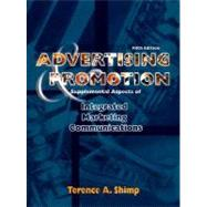 Advertising, Promotion and Supplemental Aspects of Integrated Marketing Communications,9780030211133