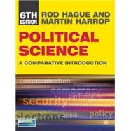 Political Science (North American edition) A Comparative Introduction,9780230101142