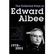 The Collected Plays of Edward Albee 1979-2003, 9781590201145  