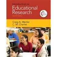 Introduction to Educational Research (with MyEducationLab)