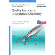 Quality Assurance in Analytical Chemistry : Applications in ..., 9783527311149