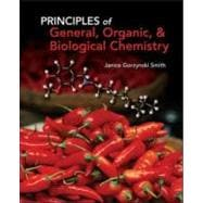 Principles of General, Organic, &amp; Biological Chemistry, 9780073511153  