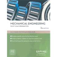 Mechanical Engineering FE/EIT Exam Prep, 9781427761156
