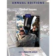 Annual Editions: Global Issues 12/13,9780078051180