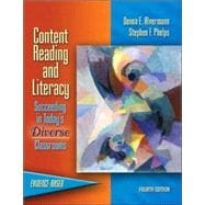 Content Reading and Literacy : Succeeding in Today's Diverse Classrooms, MyLabSchool Edition