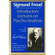 Introductory Lectures on Psycho-Analysis,9780871401182