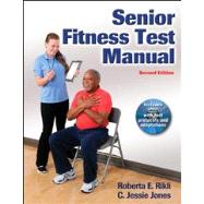 Senior Fitness Test Manual (Book with DVD),9781450411189