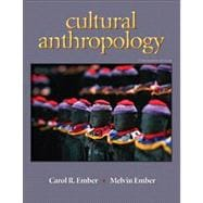 Cultural Anthropology, 9780205711208  