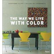 The Way We Live with Color, 9780847831227
