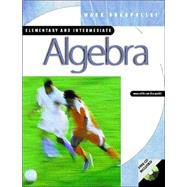 Elementary and Intermediate Algebra with SMART CD,9780072861228