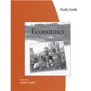 Study Guide for Mankiw's Principles of Economics, 5th,9780324591231