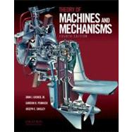 Theory of Machines and Mechanisms,9780195371239