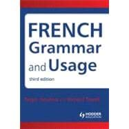 French Grammar and Usage,9780340991244