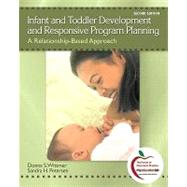 Infant and Toddler Development and Responsive Program Planning : A Relationship-Based Approach (with MyEducationLab)