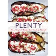 Plenty : Vibrant Vegetable Recipes from London's Ottolenghi,9781452101248