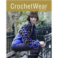 CrochetWear : 25 Fresh Designs, 9781601401250  