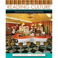 Reading Culture,9780205211258