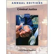 Annual Editions: Criminal Justice 12/13,9780078051272