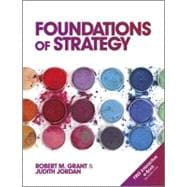 Foundations of Strategy,9780470971277