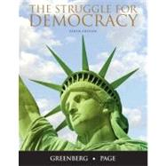 The Struggle for Democracy,9780205771295
