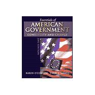 PACKAGE: The Essentials of American Government, Continuity & Change - 2002 edition w/ access card