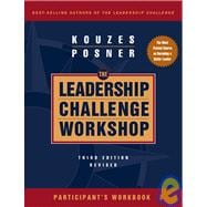 The Leadership Challenge Workshop, Participant's Workbook, 9780787981303