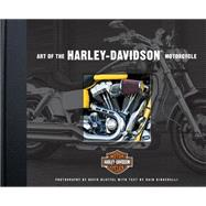 Art of the Harley-davidson Motorcycle,9780760341308