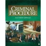 Criminal Procedure,9781412981309