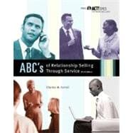 ABC's of Relationship Selling Through Service,9780073101323