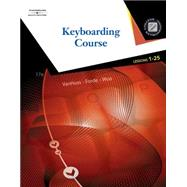 College Keyboarding Lessons 1-25 with Keyboarding Pro 5, V 5.0.3