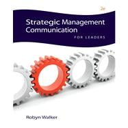 Strategic Management Communication : For Leader,9780538451345
