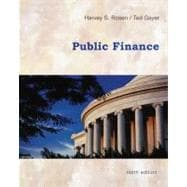 Public Finance, 9780073511351  