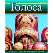 Golosa: A Basic Course In Russian, Book One,9780205741359