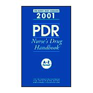 Pdr Nurse's Drug Handbook 2001