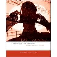 Ear Training, Revised,9780073401362