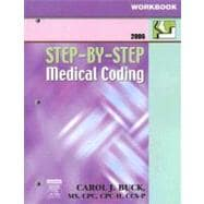 Workbook for Step-by-Step Medical Coding 2006 Edition