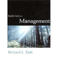 Management With Infotrac (Book with CD-ROM)